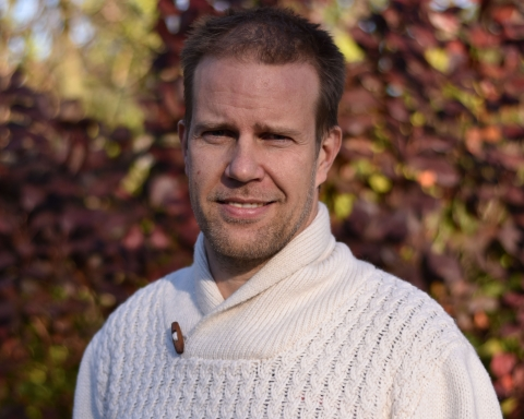 Portrætbillede af Jimmi Nielsen